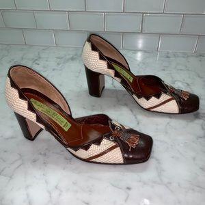 Geoffredo Fantini Material Prima Women's heel